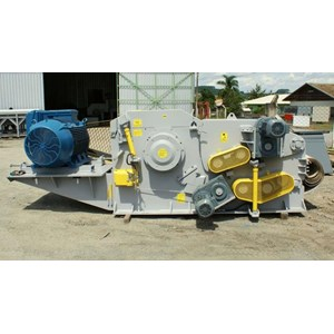 Mesin Drum Wood Chipper