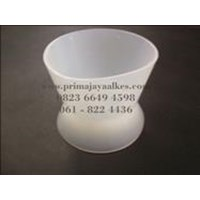Bowl Rubber Silicon Cup