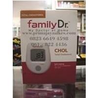 Mesin Cek Kolesterol family Dr. 1