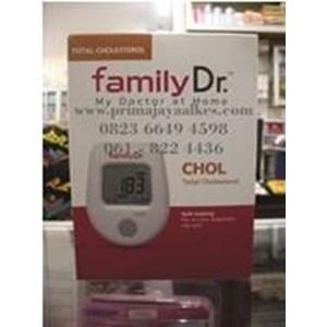 Mesin Cek Kolesterol family Dr.