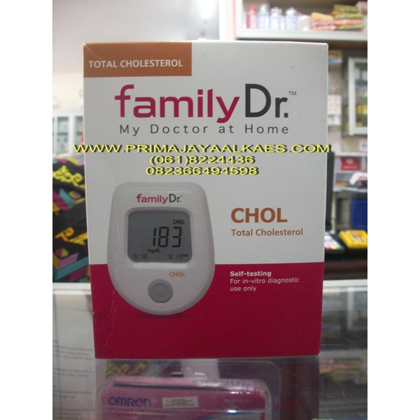 family DR chol + strip