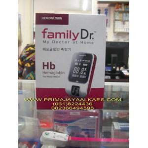 family DR hb + strip