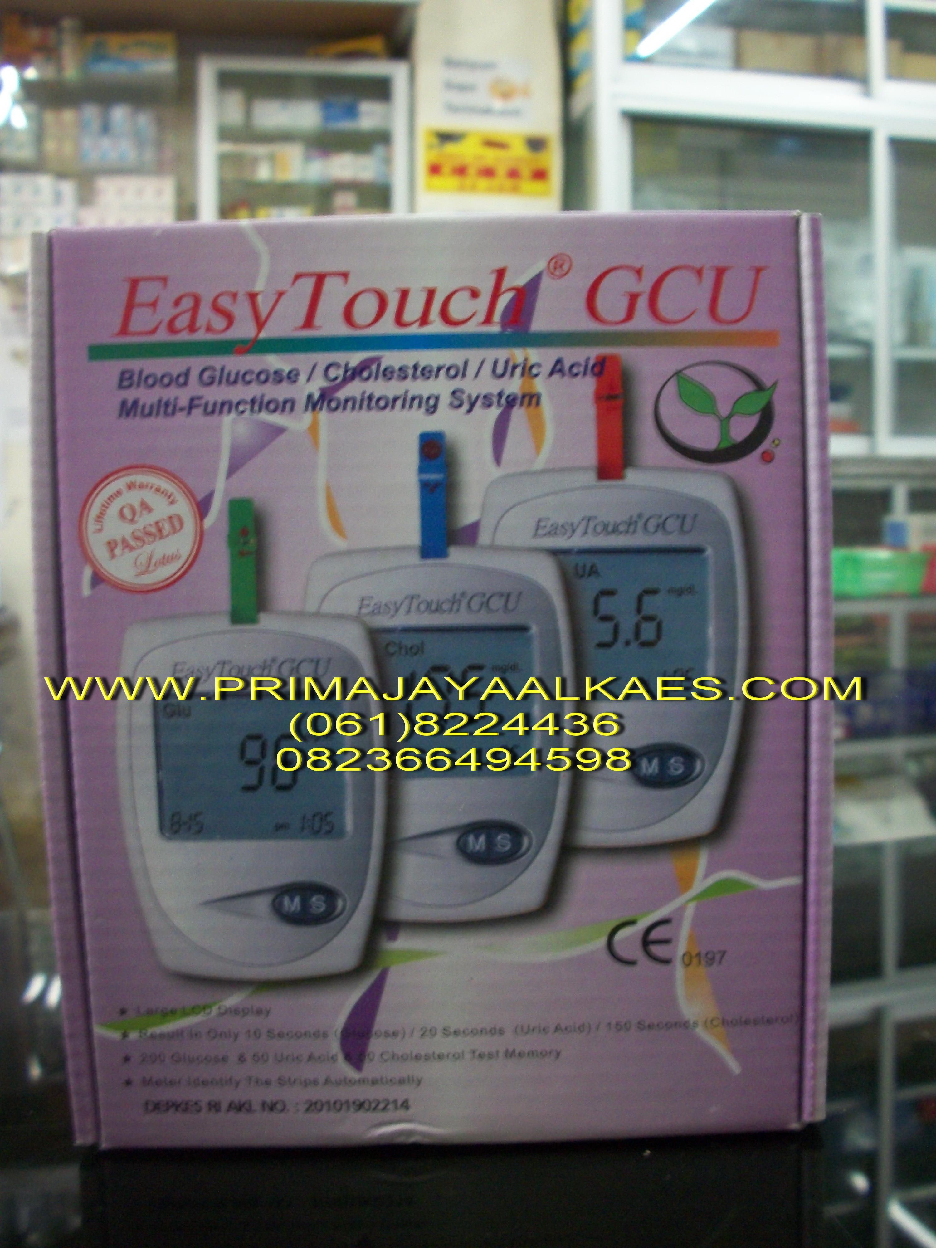 Jual Alat Cek Gula Darah Medan Murah Langsung Dari Distributor Di Strip Gluco Dr Bio Sensor Agm 2100 Easy Touch Gcu