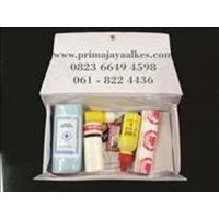 Jual kotak pk3 putih