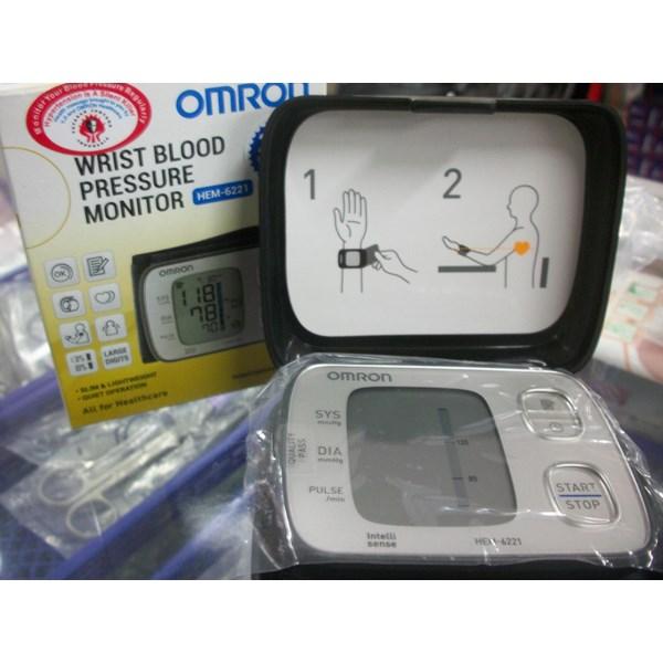 Tensimeter Digital Omron Hem-6621