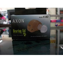 alat bantu dengar axon non kabel