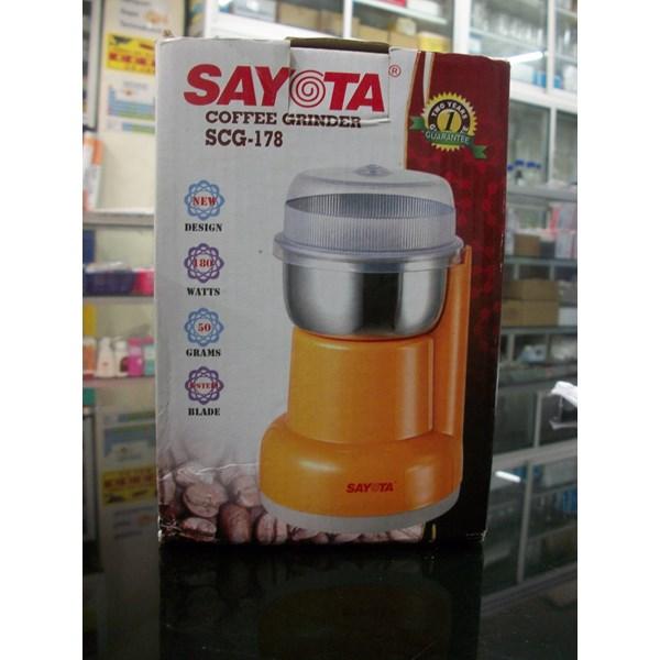 Blender Obat Sayota