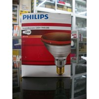 Jual Bola Lampu Infrared Philips 2