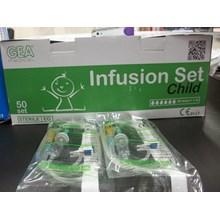 infus set merk Gea