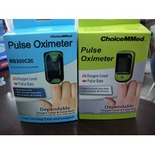 PULSE OXIMETRI C-26 ChoiceMMed