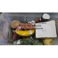 Peraga Buah dan sayuran