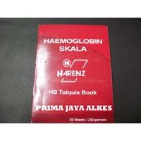 Buku Skala Haemoglobin 1