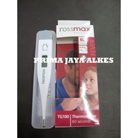 Thermometer Rossmax 1 menit