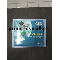 Regulator GEA oksigen