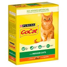 Makanan Kucing Go Cat 825gr
