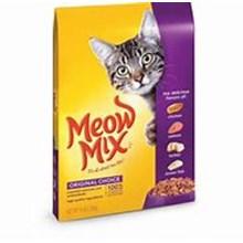 makanan kucing Meow Mix 1000gr