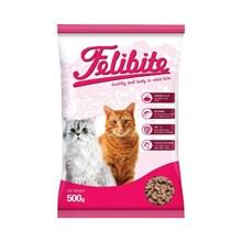 Pakan kucing kering felibite kemasan freshpack 500 gram