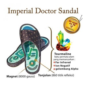 Sandal Kesehatan - Imperial Dr. Sandal Twinpack