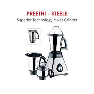 Mixer Preethi Steele