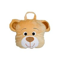 Balmut Good Sleeper Travel Bear - Bantal Selimut By Gogomall Homeshopping