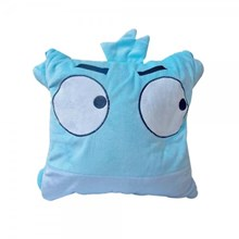Balmut Good Sleep Travel Blue Bird - Bantal Selimu