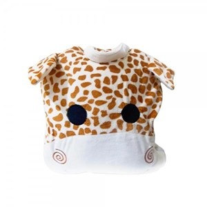 Balmut Good Sleep Travel Giraffe - Bantal Selimut By Gogomall Home Shopping