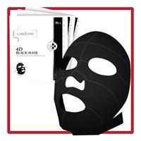Face masks-4 d BLACK MASK