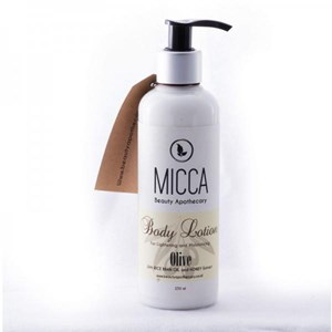 MICCA BEAUTY APOTHECARY OLIVE BODY LOTION