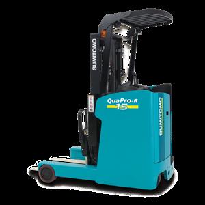 Forklift Electric Reach Truck Quapro-R