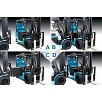 Jual Forklift Electric Counter Balance  Quapro-B 2