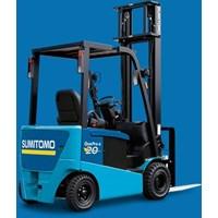 Beli Forklift Electric Counter Balance  Quapro-B 4