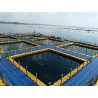 Kerambah Jaring Apung HDPE