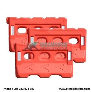 Road Barrier Plastic