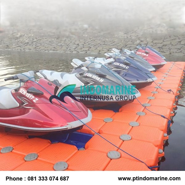 Floating Jetty Apung