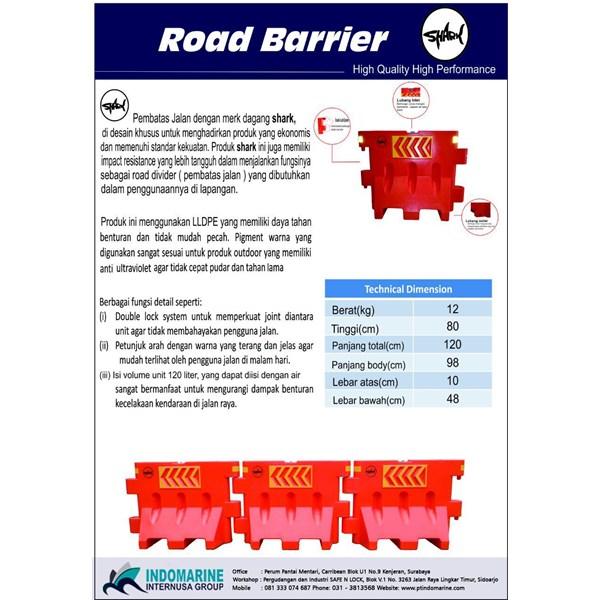 Brosur Road Barrier