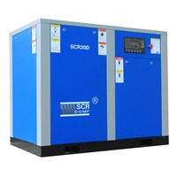 Screw Compressor SCR 30D 1