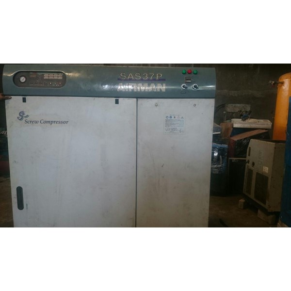 Screw Compressor Airman SAS 37