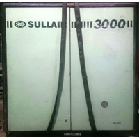 Screw Compressor Sullair 3000
