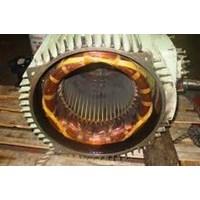 Rewinding Electromotor