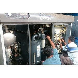 Service Compressor Airman 100Hp