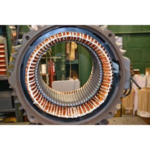 Jasa Gulung/Rewinding Dinamo Electromotor