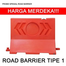 Road Barrier Cool Monkey Tipe 1