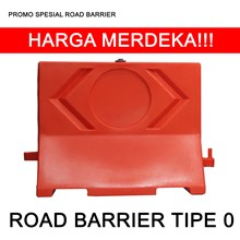 Road Barrier Cool Monkey Tipe 0
