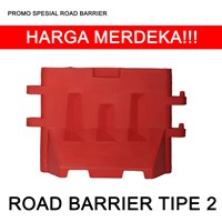 Road Barrier Cool Monkey Tipe 2