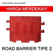 Road Barrier Cool Monkey Tipe 2