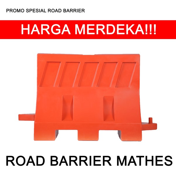 Road Barrier Cool Monkey Tipe Mathes