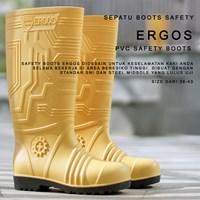 ERGOS SAFETY BOOTS