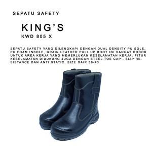 Dari SEPATU SAFETY KING'S 807 X 0