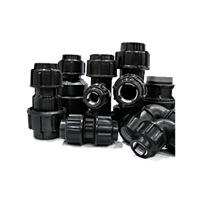 Compression Fitting Pipa HDPE