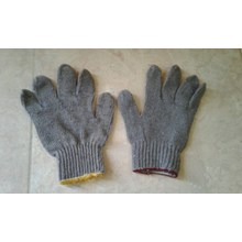 Gloves Yarn Color Grey
